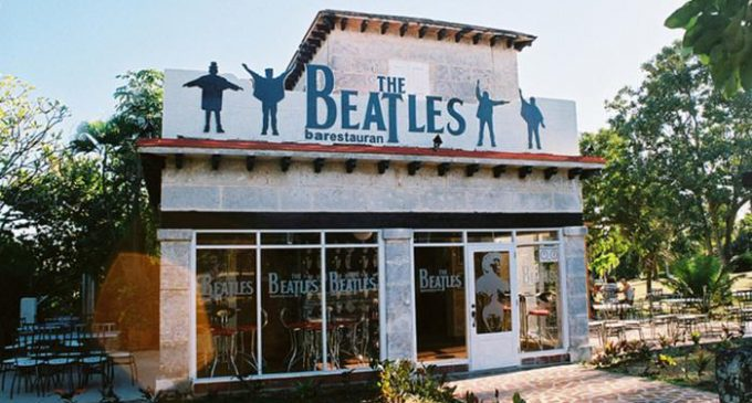 Feature: The Beatles live on in Cuba's Yellow Submarine – Xinhua   English.news.cn