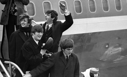 Photos from The Beatles' first American tour, 55 years ago | Trending | newsadvance.com