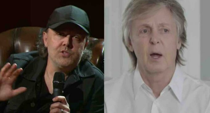 Metallica Reveal Bold Truth About Paul McCartney – AlternativeNation.net