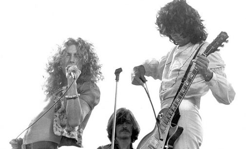 When Led Zeppelin Started Breaking Records Set by The Beatles