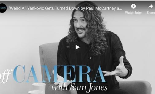 'Weird Al' Yankovic Reveals The Really Terrible Song Idea Paul McCartney Gave Him   HuffPost