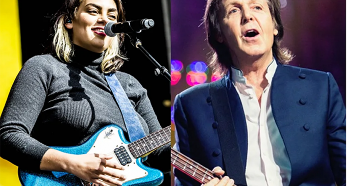 Thelma Plum Collaborated With Sir Paul McCartney Himself For Her Upcoming Debut Album   theMusic.com.au   Australia's Premier Music News & Reviews Website