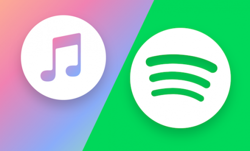 Spotify Turns the Anti-Apple Volume Up to 11 – The Washington Post