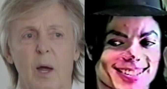 Paul McCartney Reveals Who Partied With Michael Jackson – AlternativeNation.net