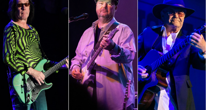 Todd Rundgren, Micky Dolenz & Christopher Cross Unite For Beatles Tour – Rolling Stone