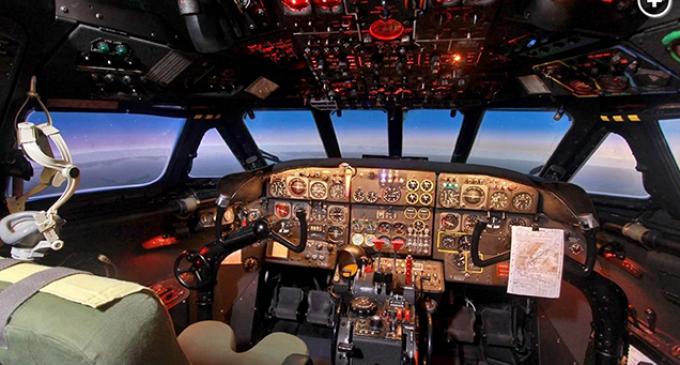 Airplane fan restores jet, finds hidden John Lennon boarding pass