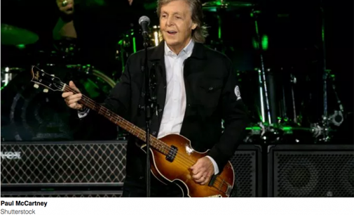 Paul McCartney Confirms Plans For 'It's A Wonderful Life' Musical – Deadline