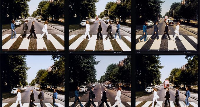Abbey Road Cover Photography Session – Friday 8 August 1969