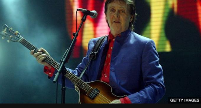 Paul McCartney 'starting to think' about Glastonbury 2020 – BBC News