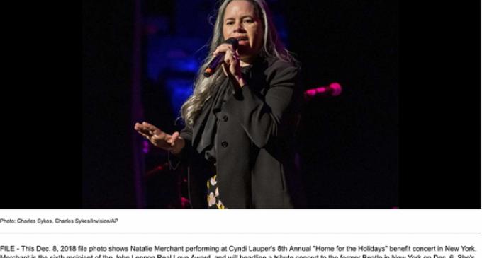 Imagine this: Natalie Merchant honored with Lennon award – The Register Citizen