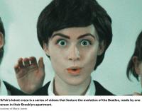 TikTok's Latest Craze: A Beatles Impersonator – Rolling Stone