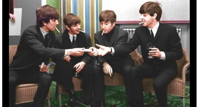 Three minutes with the Beatles – Khmer Times