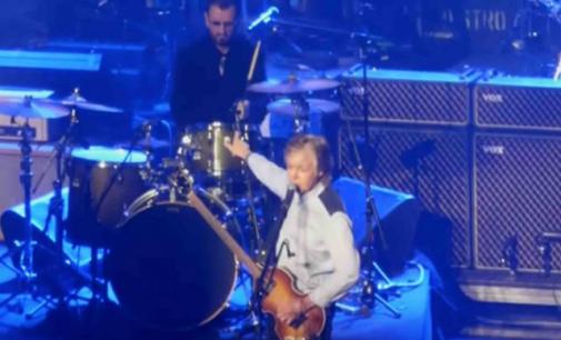 Paul McCartney 'Hiring' New Drummer For The Beatles Tour – AlternativeNation.net