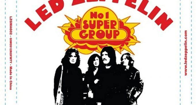 Led Zeppelin: John Bonham isolated drums 'Whole Lotta Love'