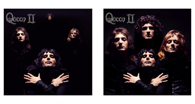 Iconic Album Covers Get the Social Distancing Treatment – Adweek