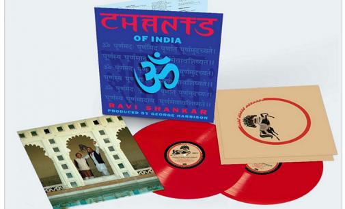 Dark Horse Records celebrate Ravi Shankar's first-ever vinyl release of 'Chants Of India' | Grateful Web