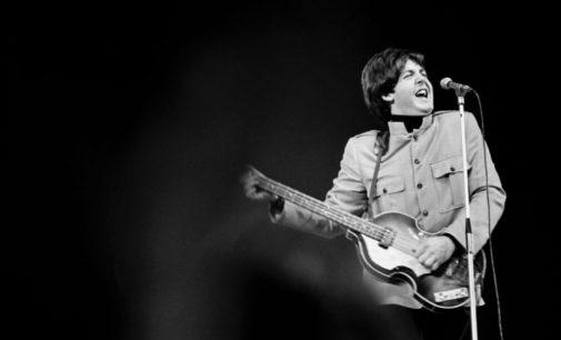 Paul McCartney's isolated bass on The Beatles Dear Prudence