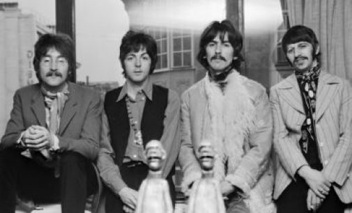 Listen to The Beatles isolated vocals on 'Help!'