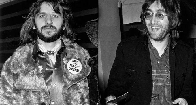 Ringo Starr discusses last time he saw John Lennon