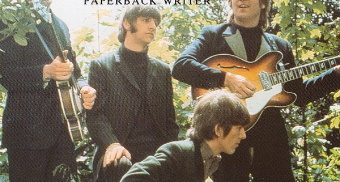 The story behind The Beatles' song 'Paperback Writer'