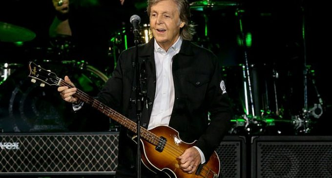 Playlist of every song Paul McCartney wrote for The Beatles