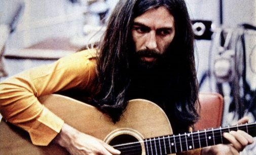When George Harrison's Slide Guitar Soared on John Lennon's 'Imagine' Album