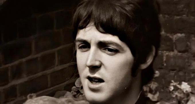 The Beatles song McCartney wrote as a parody of Beach Boys