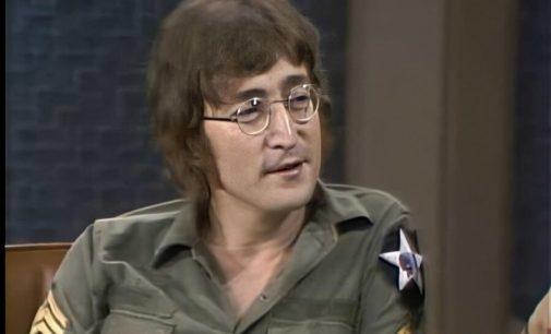 The Beatles song where John Lennon admits his abuse