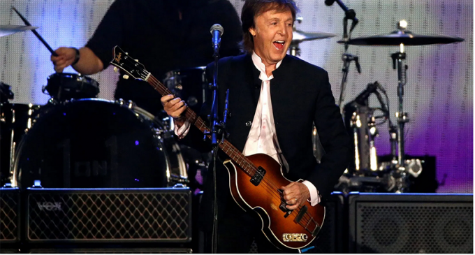 Paul McCartney & Gratitude: Musician Breaks the Mold by Counting His Blessings   National Review