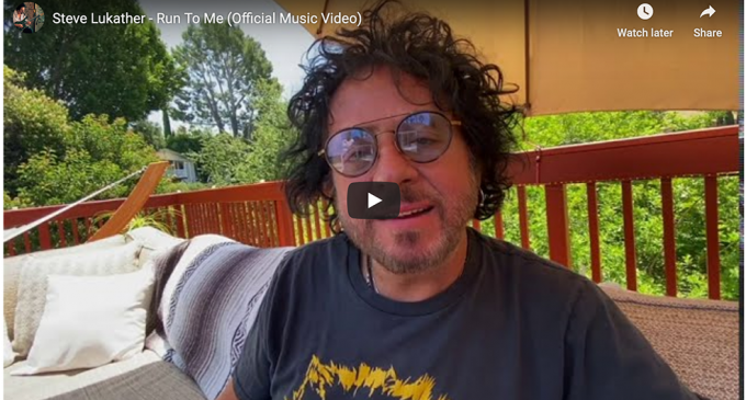 Toto's Steve Lukather Releases New Collaboration With Ringo Starr – Rolling Stone