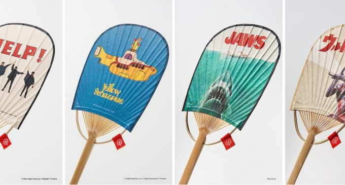 The Beatles, 'Jaws' and other classic icons get a Japanese fan re-invention – Japan Today