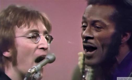 The Beatles song that made Chuck Berry sue John Lennon