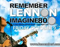 John Lennon 80th Birthday Concert Changed to Worldwide Stream | Naugatuck, CT Patch