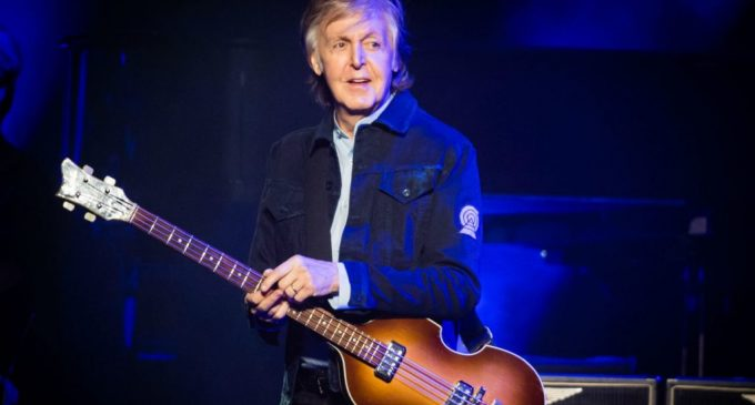 Paul McCartney on Peter Jackson's Beatles documentary 'Get Back
