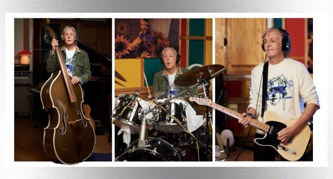 Paul McCartney explains how his unexpected new solo album, 'McCartney III,' cametogether – Music News – ABC News Radio