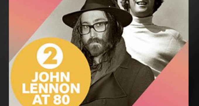 John Lennon at 80 – Part 1 of Sean Ono Lennon's musical portrait of his dad – with Elton John and Julian Lennon – BBC Sounds