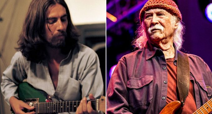 David Crosby Reveals The Song He Wrote For George Harrison From The Beatles – Metalhead Zone