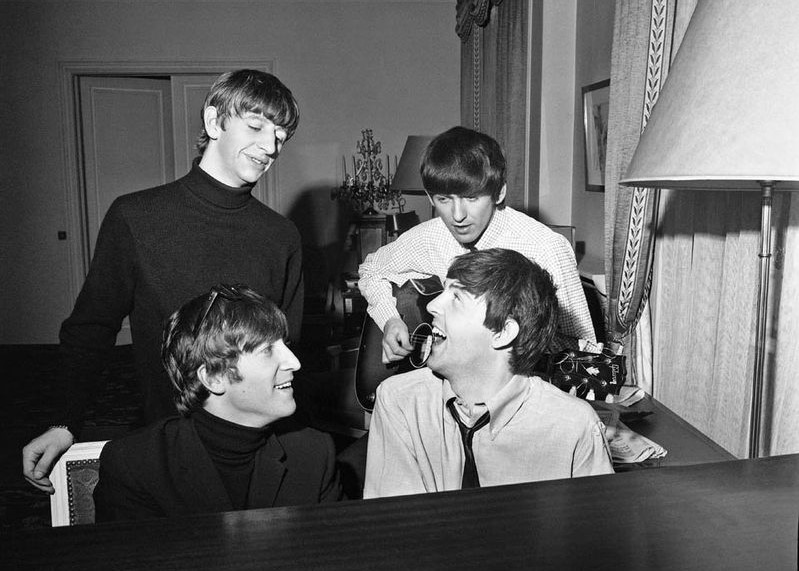 George Harrison asked a fan to trash Paul McCartney's car