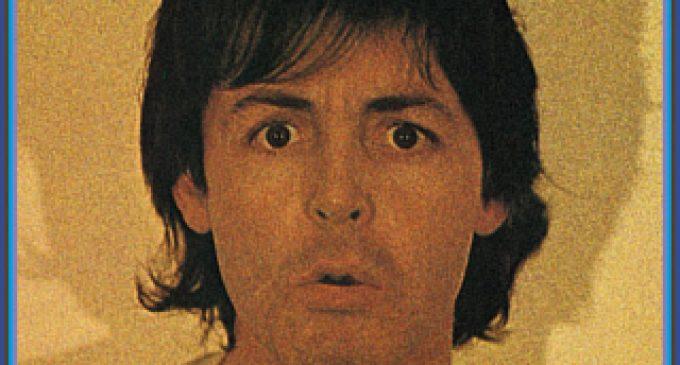 'McCartney II' the experimental second Paul McCartney album