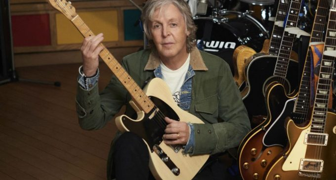 Paul McCartney Unveils The Best Part Creating A Whole Album On His Own – Metalhead Zone