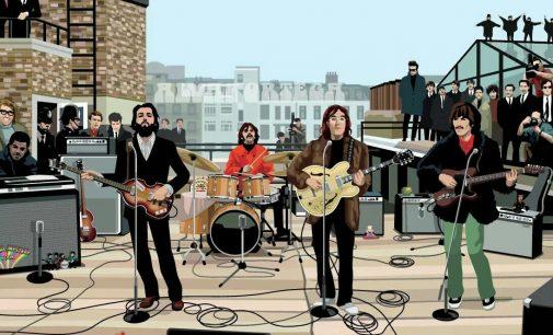 Sneak Peek: Peter Jackson's new Beatles Documentary Get Back