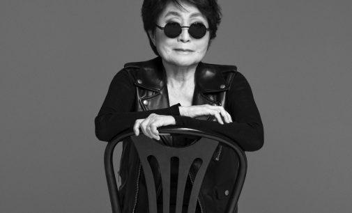 Yoko Ono's 88th birthday!