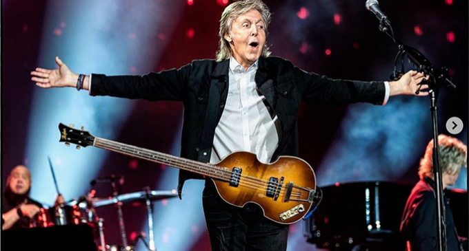 Everything Paul McCartney Has Been Up To During Quarantine