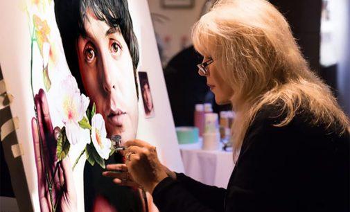 """The World's Greatest Beatles Artist"" – Shannon to drop award-winning digital artwork NFTs with Oasis Digital Studios and McCartney Multimedia"