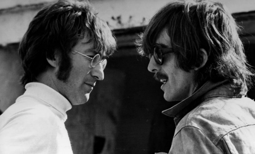 George Harrison song is a touching tribute to John Lennon