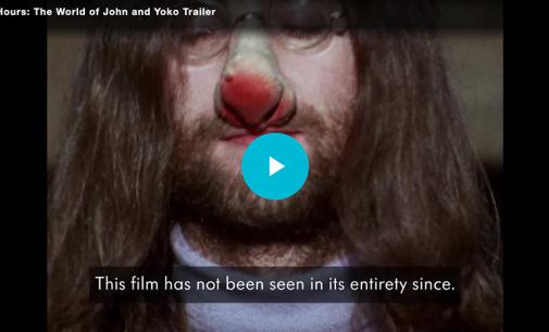 John Lennon, Yoko Ono Doc '24 Hours' Streaming on Coda Collection – Rolling Stone
