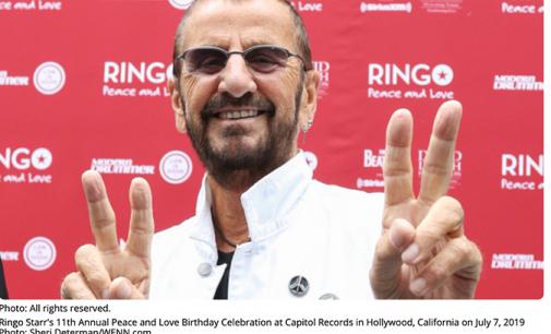 Ringo Starr: 'Beatles had a psychic connection' – Entertainment News – Castanet.net