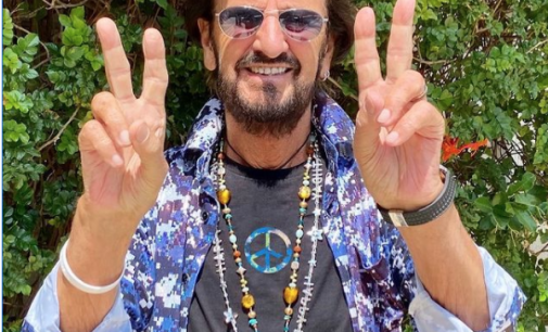 Ringo's 81st Birthday Peace & Love Celebration with Us This Wednesday 7/7/21 12 Noon EDT