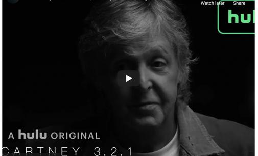 Paul McCartney Discusses Career with Rick Rubin in Hulu Docuseries Trailer (VIDEO) | Entertainment | crowrivermedia.com