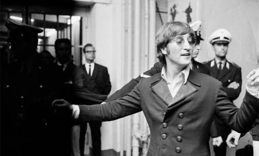The story behind John Lennon's Beatles song 'Help!'